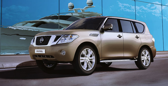 Nissan Patrol Related Images Start 100 Weili Automotive